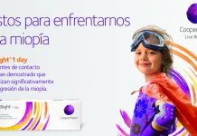 control miopia infantil