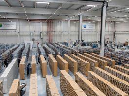 CooperVision Iberia inaugura en Alcobendas su planta de distribución paneuropea
