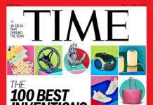 Portada Time 100 inventos 2019