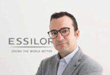 Enrique Sánchez director comercial de Essilor España
