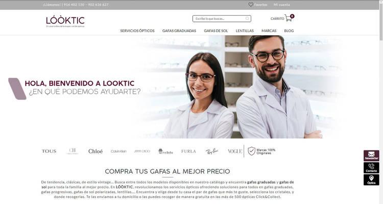 de7afbcb7 Lóòktic, o projeto de e-Commerce da Cione já é uma realidade - Optimoda