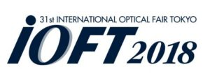 International Optical Fair Tokyo - IOFT 2018 @ Tokyo Big Sight | Kōtō-ku | Tōkyō-to | Japón