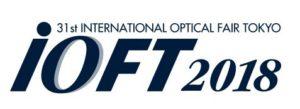 International Optical Fair Tokyo - IOFT 2018 @ Tokyo Big Sight | Kōtō-ku | Tōkyō-to | Japón