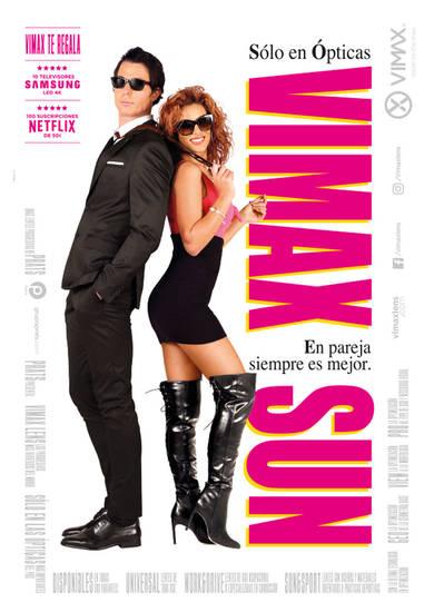 Vimax Sun una campaña muy cinematógrafica