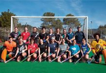 Selección Española Femenina de Hockey Hierba