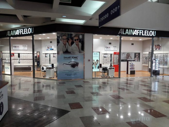 Alain Afflelou centro comercial Gran Turia