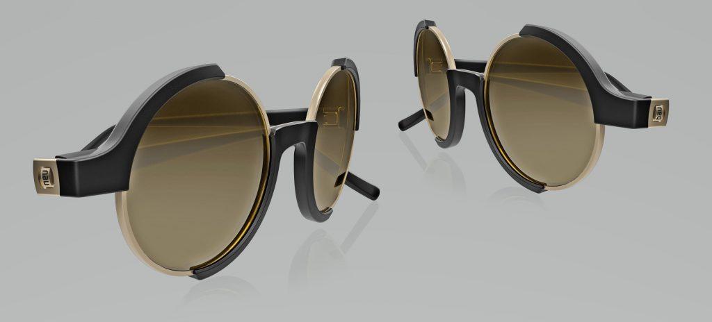 Modelo Sigmund & Carl de neubau eyewear
