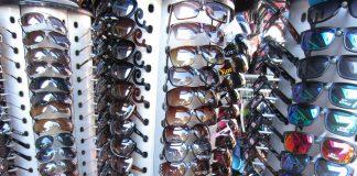Las gafas de sol mejor compradas en establecimientos sanitarios