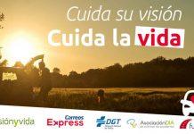 Campaña Vision y vida vista conductores