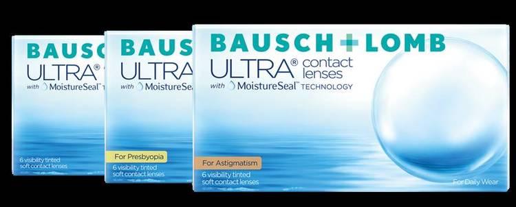 331a639a5e Nuevas lentes de contacto de Bausch+Lomb. 27 junio, 2018. Bausch+Lomb ultra