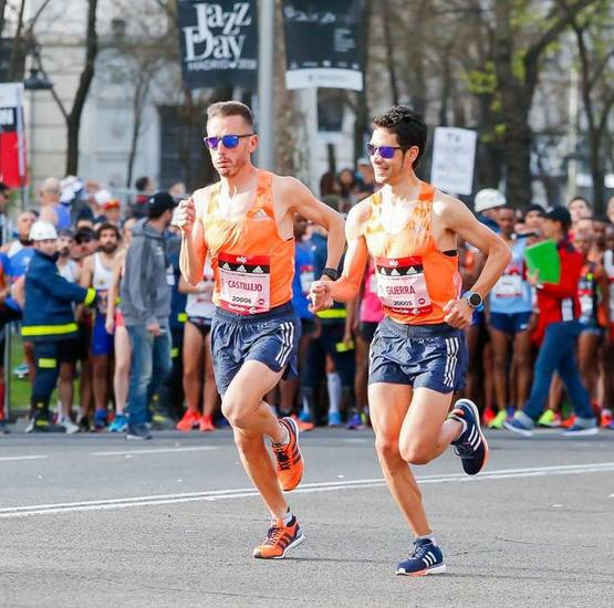 focused every run