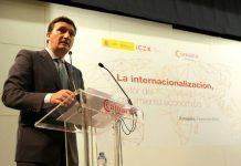 Francisco Javier Garzón, consejero delegado de ICEX España Exportación e Inversiones