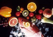 alimentación salud visual