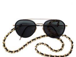 La cadena para gafas Electra de Pepita de Oro