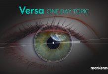 Versa one day toric