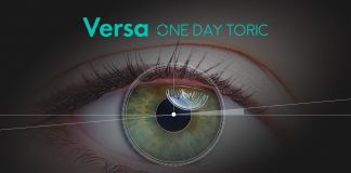 Versa one day toric