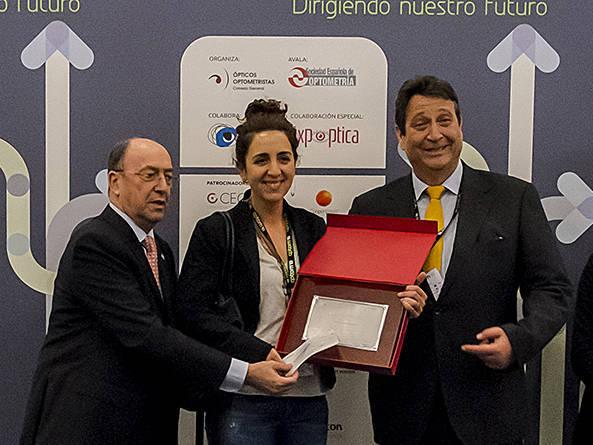 1er premio de Fotografía Científica Ocular Carlos López