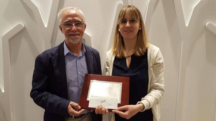 2º premio de Fotografía Científica Ocular Carlos López