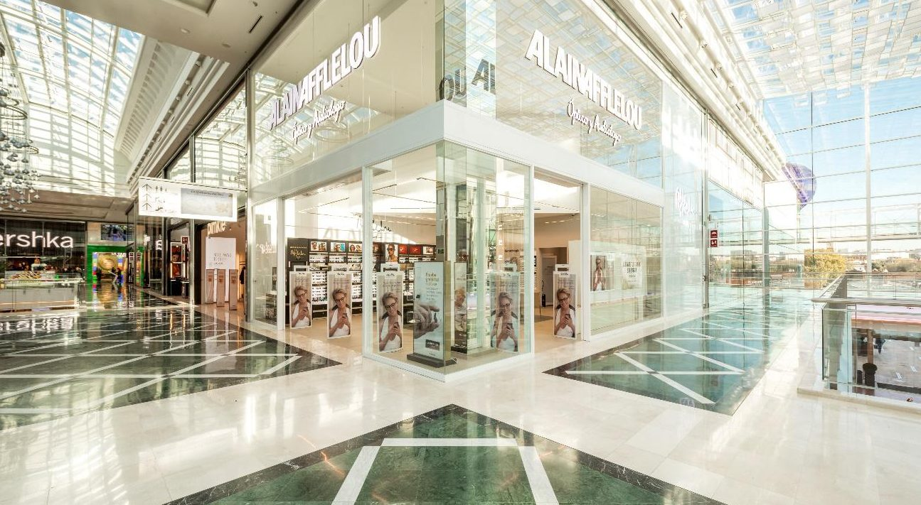 Alain Afflelou Centro comercial