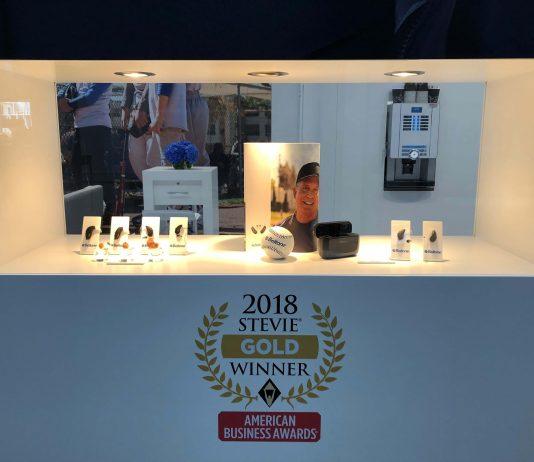 Stand de Beltone en el Congreso EUHA 2018