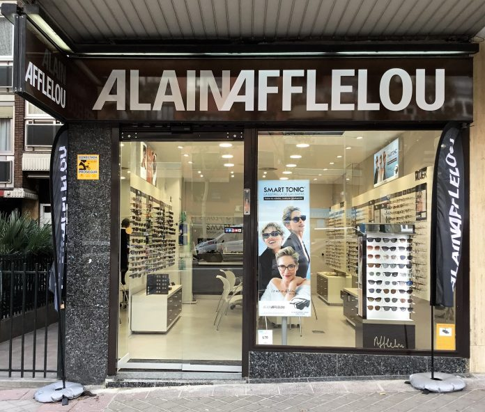 Alain Afflelou Madrid
