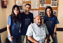 Quinto aniversario de la cooperación GN España y Ruta de la Luz en Dakhla