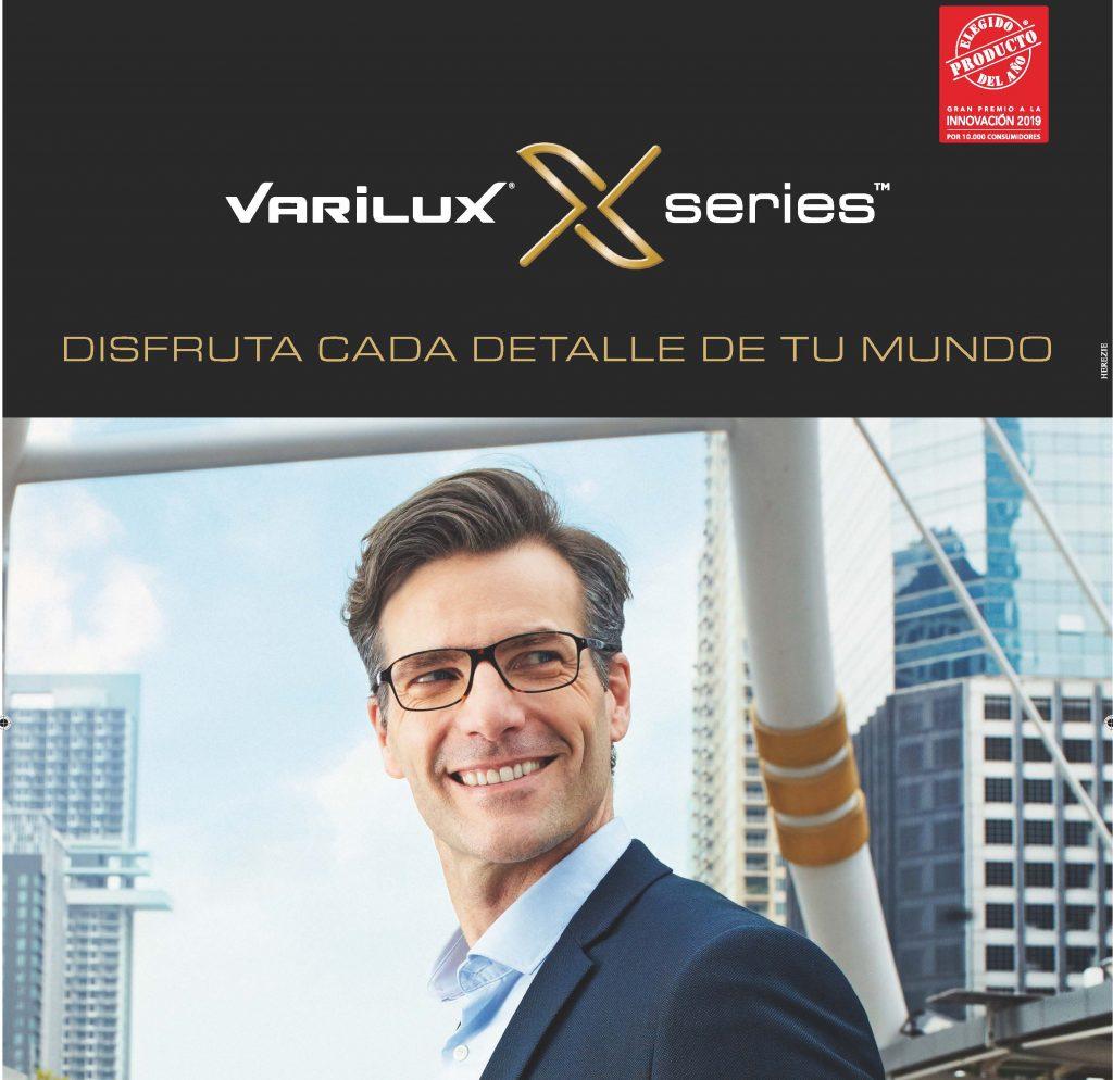 Varilux X series Producto del año 2019