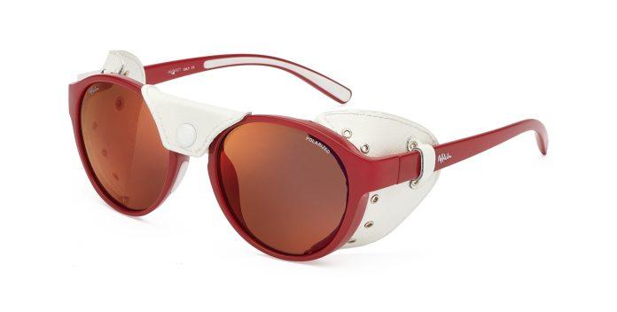 Alain Afflelou presenta su gama de gafas para la nieve