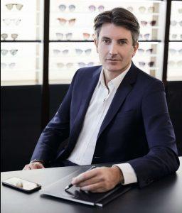 Massimo Renon CEO de Grupo Marcolin