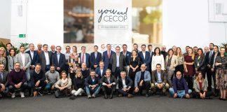 Foto de grupo de los asistentes al evento You & CECOP