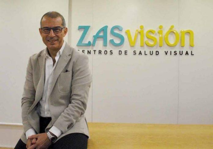 Zas Visión nombra a Alejando Mas como responsable del departamento de Cuentas y Expansión