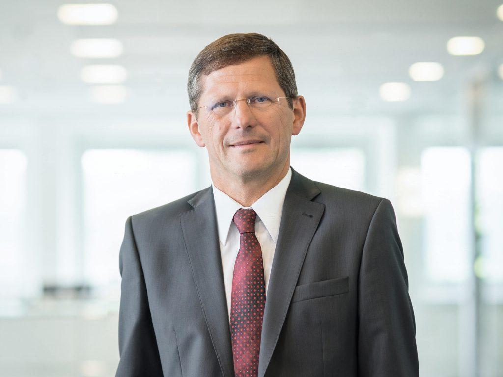 Michael Kaschke, presidente y CEO del Grupo Zeiss