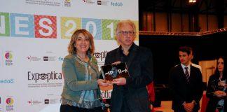 Francisco Prats recibe el galardón 'A la trayectoria empresarial emprendedora'
