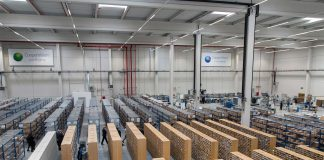 CooperVision Iberia opens its pan-European distribution plant in Alcobendas