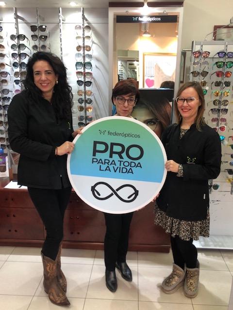 033f94e618 Primera entrega de la promoción 'PRO para toda la vida' - Optimoda