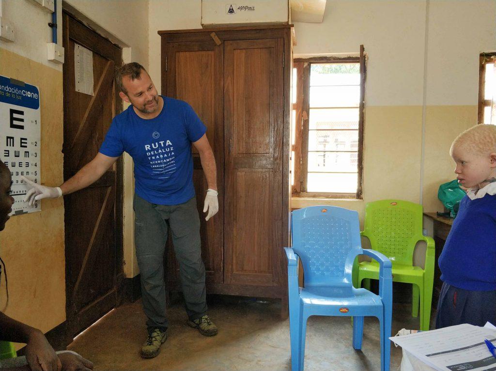 Ruta de la Luz Tanzania