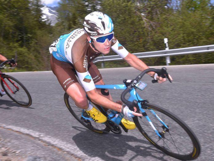 Shifter de Bollé, junto al equipo AG2R La Mondiale