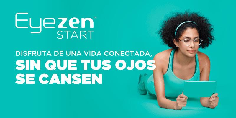 Eyezen Start la nueva generación de lentes monofocales