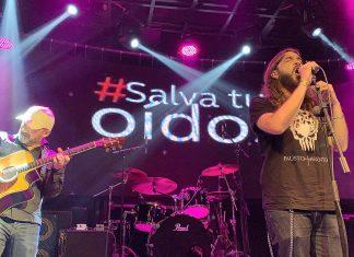 Ismael de la Torre winner of the first Musical Talent Contest # SalvaTusOídos