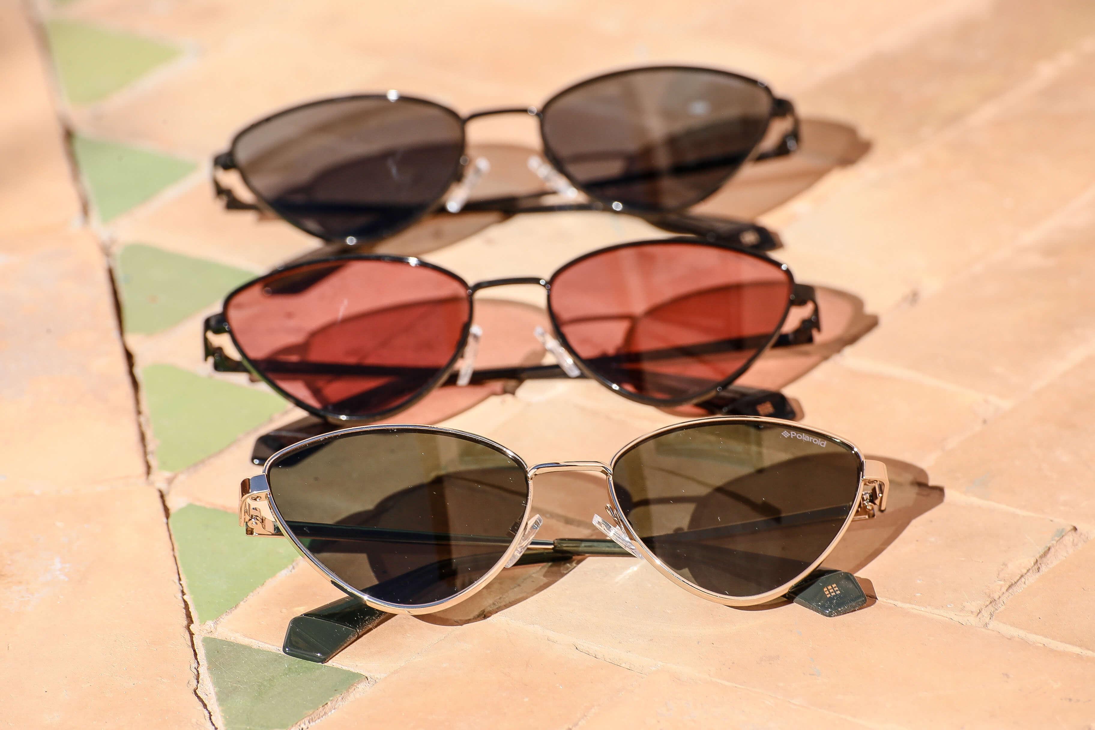Polaroid Y Sara Carbonero Lanzan Una Colección De Gafas De Sol Optimoda