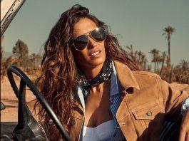 Sara Carbonero sunglasses
