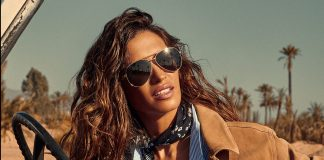 Gafas de sol Sara Carbonero
