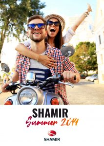 Shamir campaña verano