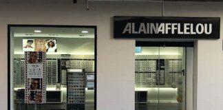 Alain Afflelou inaugura óptica