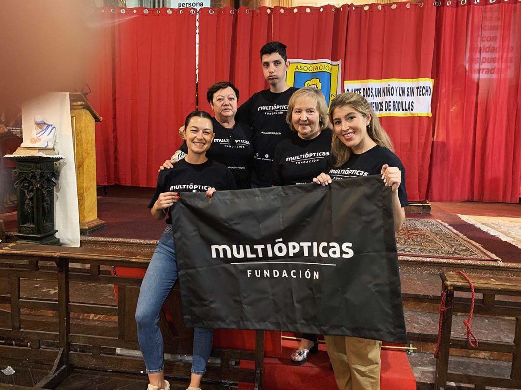 Acción social Fundación Multiópticas