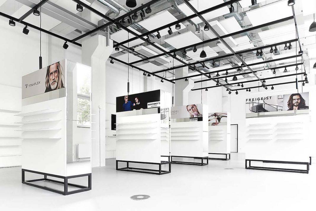 Imagen de la nueva sede de Eschenbach