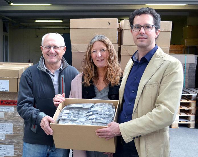 Eschenbach Optik dona 20.000 monturas