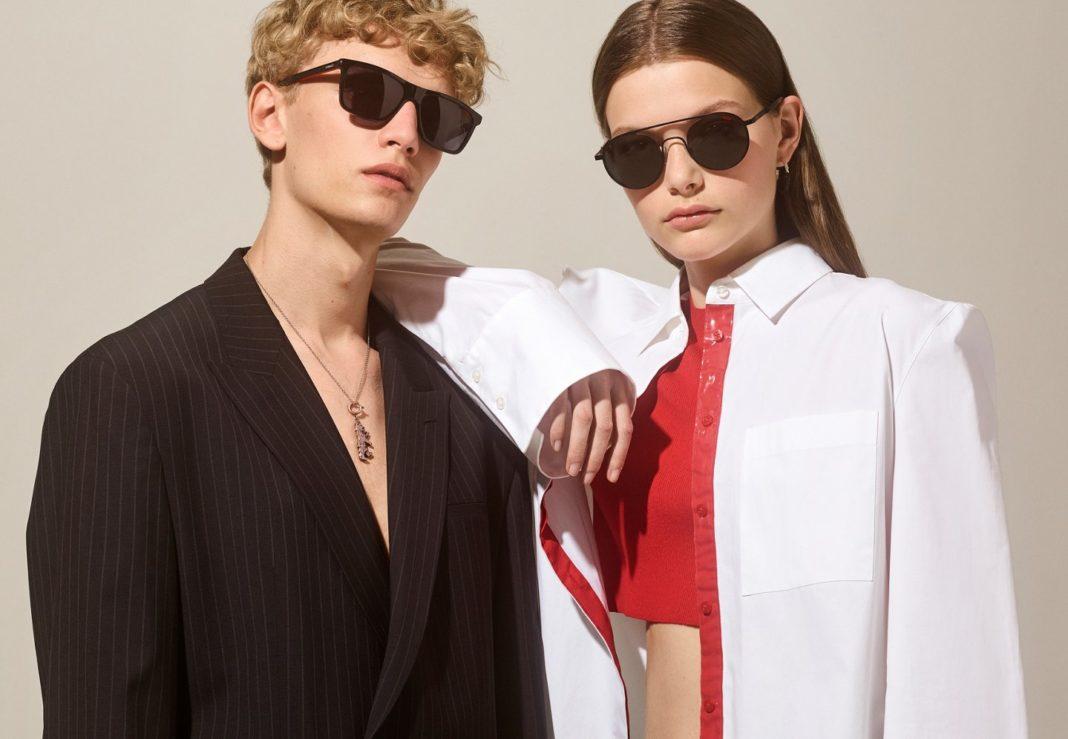 Modelos colección gafas Hugo Primavera Verano 2019