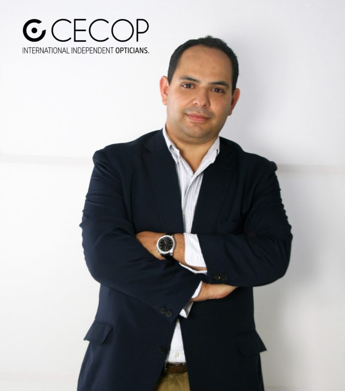 Alejandro García Country manager Spain CECOP
