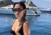 Blanca Suárez luce las gafas de sol Florence de Gigi Studios